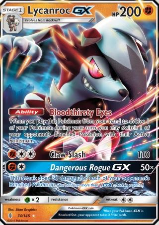 lycanroc-gx-guardians-rising-74